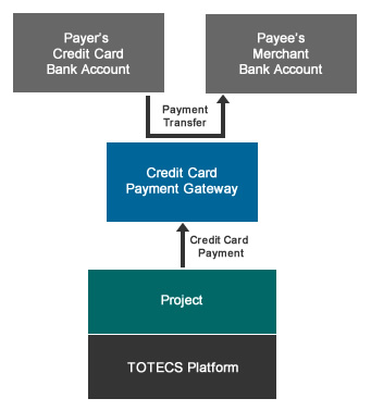 Credit Card Payment Process